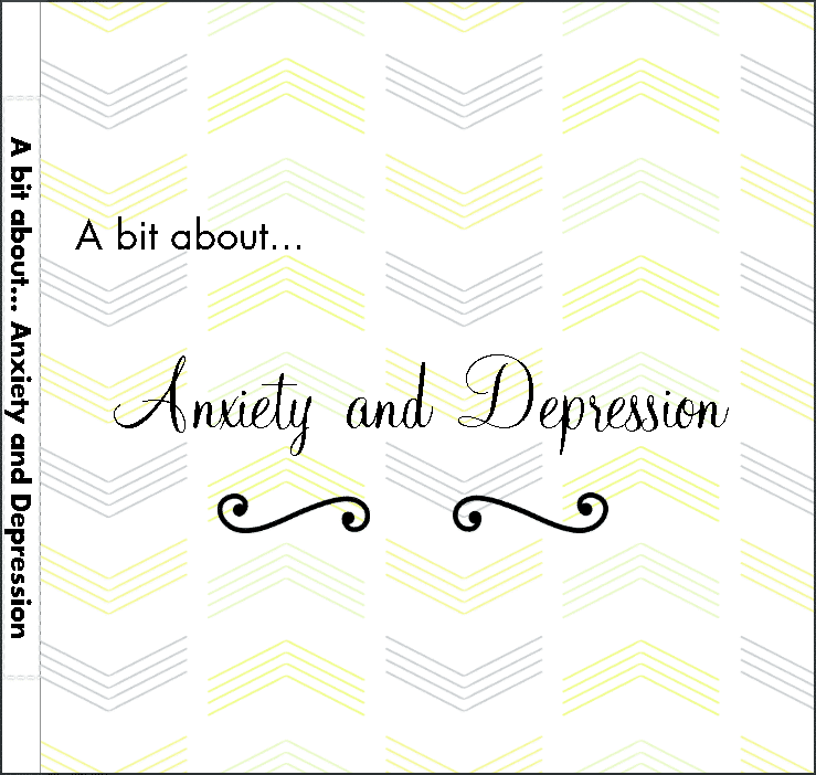 Anxiety-Depression book footsteps to freedom