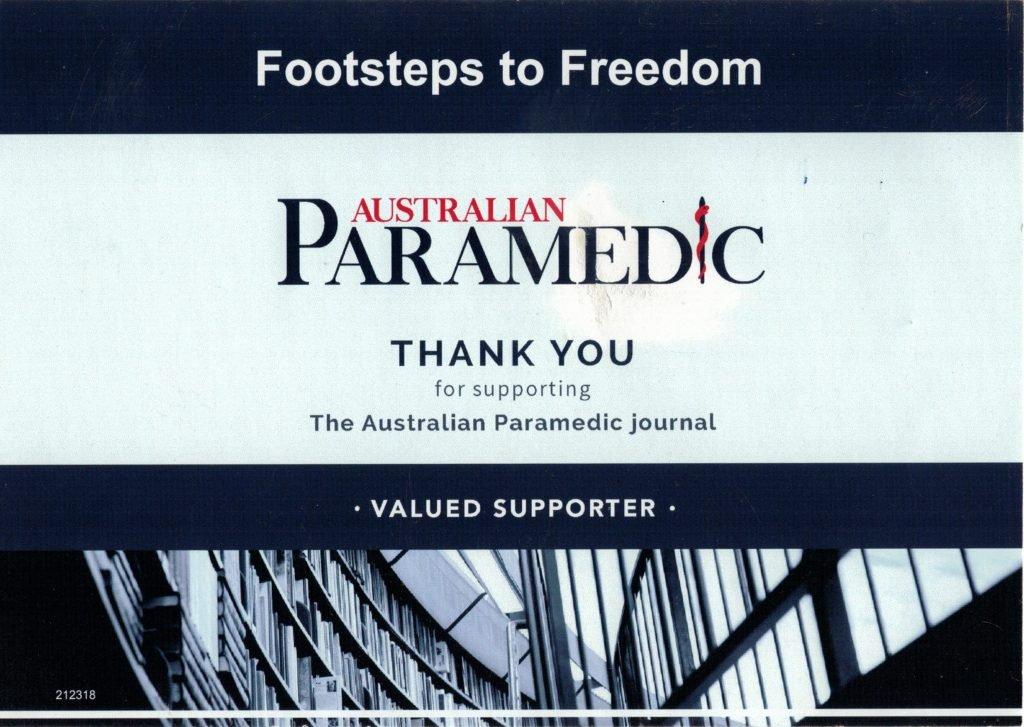 Paramedics Support